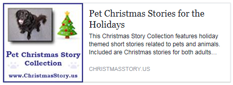Pet Christmas Stories for the Holidays