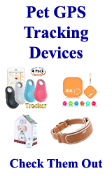 Pet GPS Tracking Devices